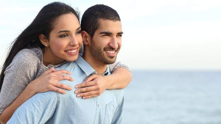 Younger Couples hugging | Therapy Seattle WA